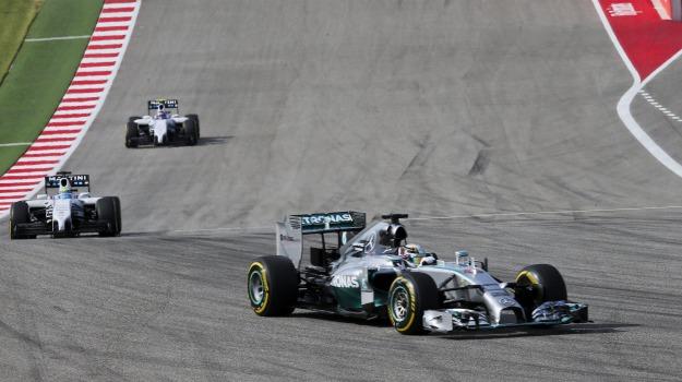auto, f1, formula 1, formula uno, gp, USA, Louis Hamilto, Sicilia, Sport