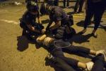 Suffraggio universale, scontri a Hong Kong: più di cento arresti