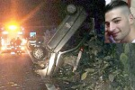 Perde il controllo della vettura e muore a Paternò