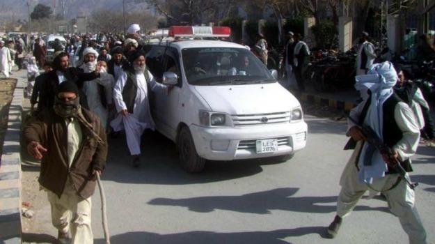 antiterrorismo, militanti islamici, Pakistan, Quetta, uccisi, Sicilia, Archivio