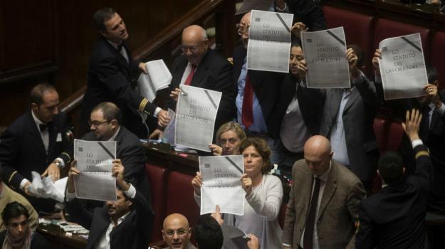 camera, jobs act, riforma del lavoro, Sicilia, Politica