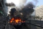 Kamikaze si fa esplodere durante una partita di pallavolo: 50 vittime