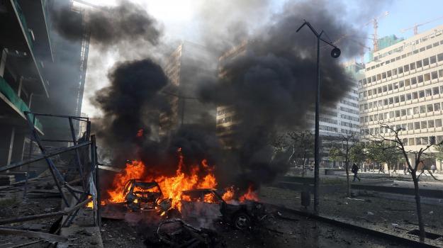attentato, kamikaze, terrorismo, Sicilia, Mondo