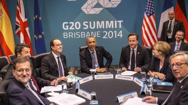 australia, dati personali, G20, leader mondiali, Ministero, privacy, Sicilia, Mondo