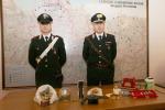 A Monreale un laboratorio delle armi: così venivano costruite