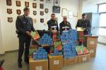 Palermo, sequestrate quattordicimila luci natalizie provenienti dalla Cina