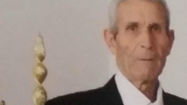 anziani, scomparso, Luigi Sanfilippo, Agrigento, Cronaca
