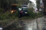 In Sicilia rientra l'allarme ciclone Ventimila famiglie rimaste senza luce