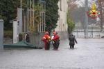 Maltempo al Nord Italia, morti due anziani in Lombardia e Piemonte