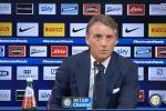 L'Inter di Mancini non decolla, il tecnico: sbagliamo atteggiamento