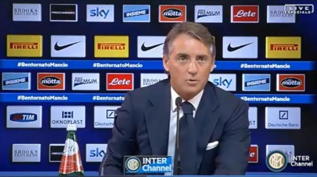 Calcio, inter, mancini, Sicilia, Sport