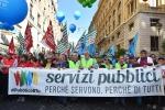 """Statali, i sindacati sfidano il Governo: """"Senza risposte sarà sciopero"""""""