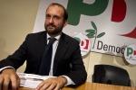 """Regionali, Orfini: """"Non abbandono l'idea di candidare Grasso"""""""