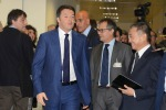 """Renzi sprona l'Ue: """"O cambia verso, o diventa Cenerentola del mondo"""""""
