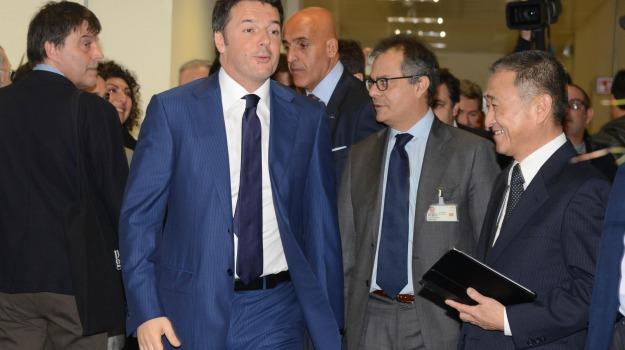 governo, premier, unione europea, Matteo Renzi, Sicilia, Politica