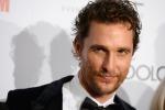 """McConaughey si racconta: """"Invecchiare non mi spaventa"""""""
