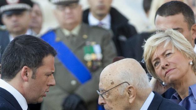 estremismo, fanatismo, gironata forze armate, Giorgio Napolitano, Sicilia, Politica