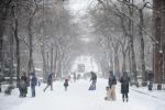 Usa, emergenza neve costa Est: un morto e 350mila al buio