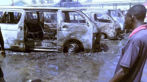 attentato, kamikaze, nigeria, scuola, studenti, terrorismo, Sicilia, Mondo