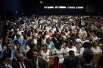 A Rio la più grande cerimonia di nozze gay: si sono sposate 160 coppie