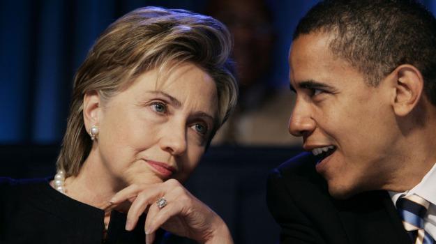 casa bianca, elezioni, presidenza, Barack Obama, Hillary Clinton, Sicilia, Mondo