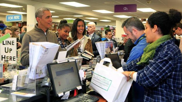 libreria, presidente americano, Barack Obama, Sicilia, Mondo