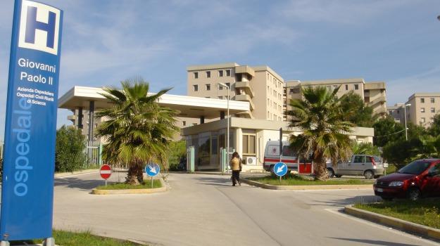 ospedale, sanità, Sciacca, Agrigento, Cronaca