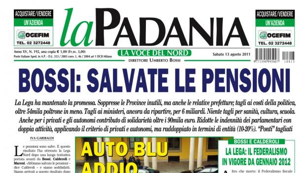 Lega Nord, padania, Matteo Salvini, Umberto Bossi, Sicilia, Politica