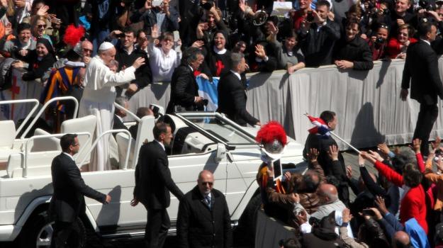 6 beati, Canonizzazione, Papa Francesco, Sicilia, Mondo
