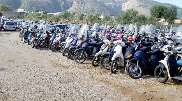 legge 147 del 2013, moto sequestrate, Palermo, Cronaca