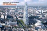 I parigini dicono no alla Tour Triangle