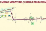 Maratona di Palermo, il percorso della ventesima edizione