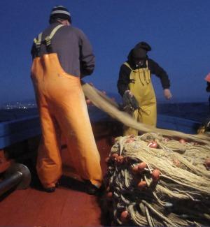 Sciacca, parte il primo corso di formazione per giovani pescatori