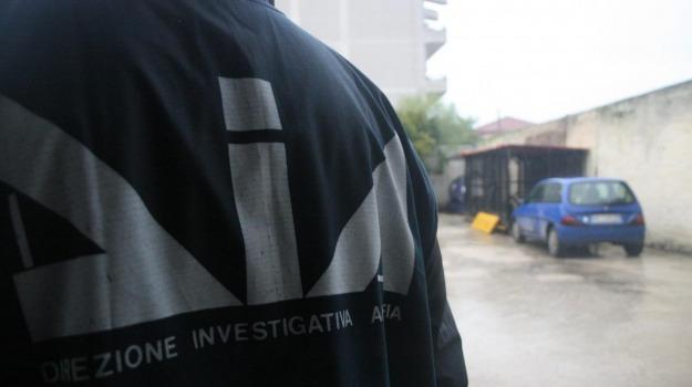catania, Dia, mafia, Catania, Archivio