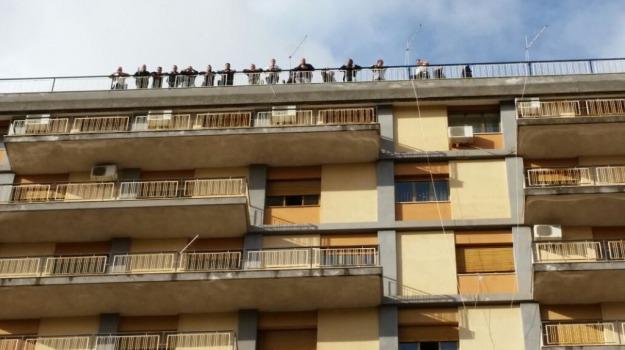 assessorato, comune, precari, protesta, Palermo, Cronaca