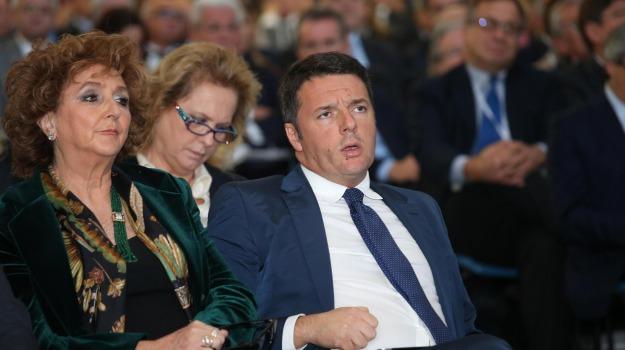 governo, Italia Viva, Mes, ponte stretto di messina, Giuseppe Conte, Matteo Renzi, Sicilia, Politica