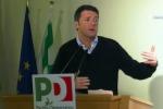 """Renzi: """"Nel patto del Nazareno non c'è tema Quirinale"""""""