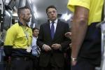 "Renzi in Australia: ""Tornerò qui in vacanza... Quando mi cacceranno"""