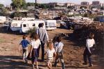 Tentano di rapire una bambina, arrestati due rom