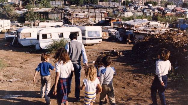 nomadi, Messina, Cronaca