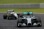 Gp del Belgio: vince Rosberg, sesta la Ferrari di Vettel