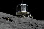 """Esa, missione compiuta per """"Rosetta"""": il lander sulla cometa"""