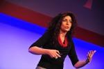 La lezione di Sabrina Maniscalco, la cervellona emigrata