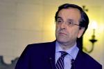 Grecia, Samaras annuncia riforme e tagli alle tasse