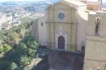 Un drone entra nel Duomo di Agrigento - Video