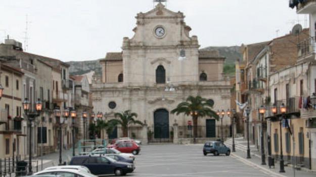operaio morto, santa caterina villarmosa, solidarietà, Caltanissetta, Cronaca