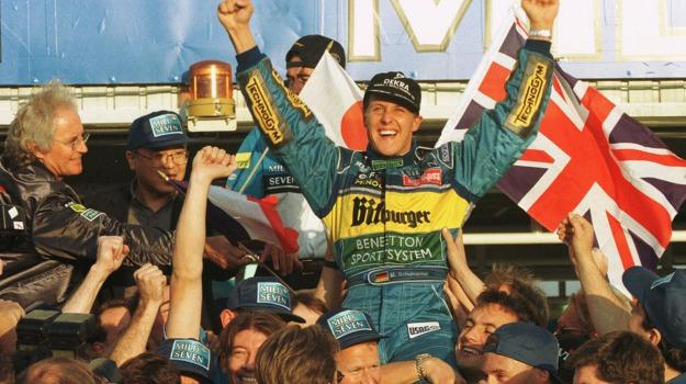 formula uno, home page, sito internet, Michael Schumacher, Sicilia, Società