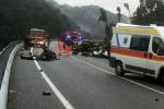 Scontro tra due auto, è strage in Calabria: sei i morti