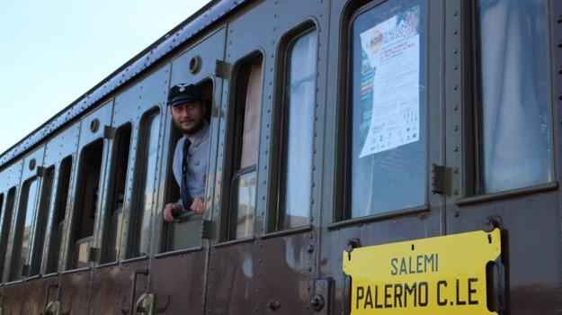 ferrovie, segesta, storico, treno, Trapani, Cultura