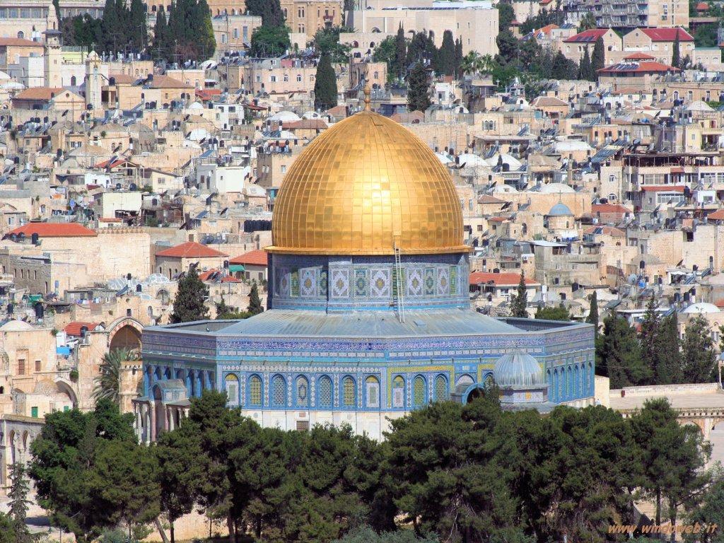 Trump potrebbe spostarlaa Gerusalemme